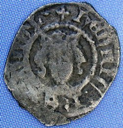 Henry IV Farthing - Heavy Coinage 1 obv